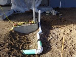 Rigby Plumbing Job by Mathews Plumbing