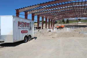 Mathew's plumbing at Mountain View Event Center, plumber Idaho Falls