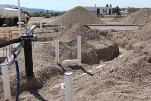 Mathew's plumbing at Mountain View Event Center, plumber Idaho Falls