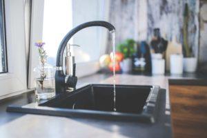 Water running in kitchen, plumber idaho falls id