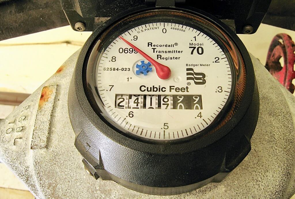 Use your Water Meter to check for leaks caused by winter freezes