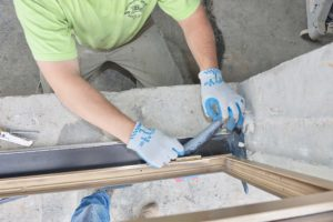 sealing windows to better insulate your home